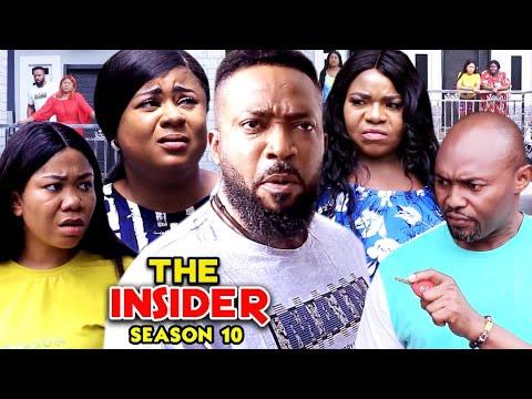 Download THE INSIDER SEASON 10 (Trending  New Movie Full HD)Fredrick Leonard  2021 Latest Nigerian New  Movie
