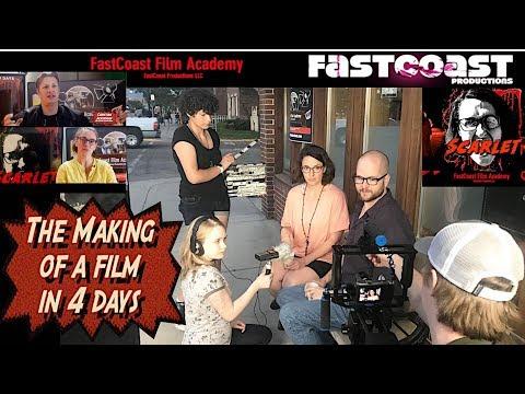 SCARLET Making Of Documentary - FastCoast Film Academy