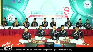 FESBAN HABSYI - Grup Al Istiqlal - Himpunan Pelajar JABODETABEK (By: Sholah dan kawan2)