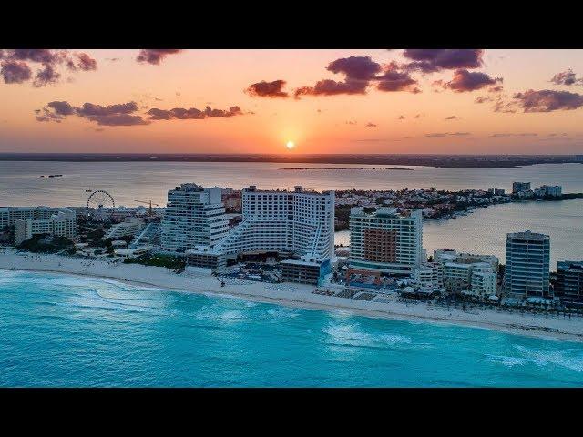 Cancun Drone