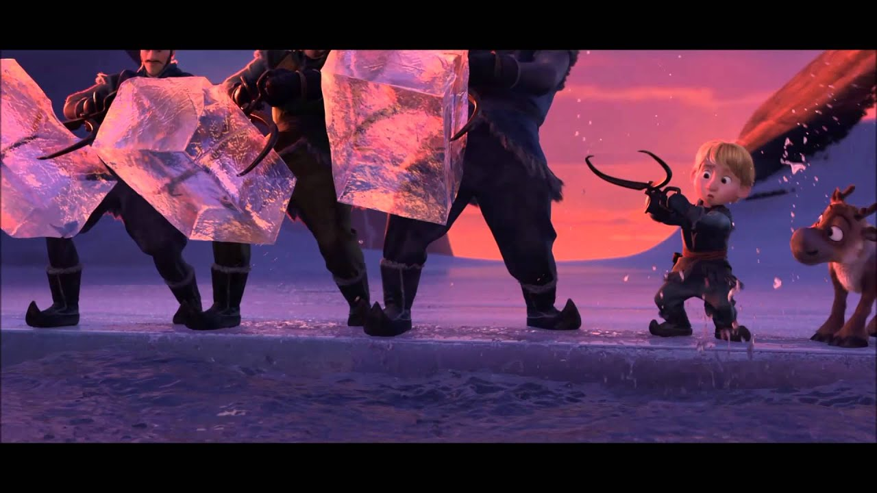 Image result for frozen opening scene