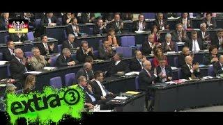 Neulich im Bundestag: Wahl des Bundespräsidenten