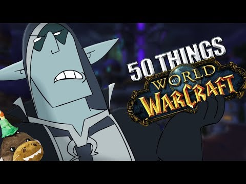 50 Things Only World of Warcraft Players Will Understand