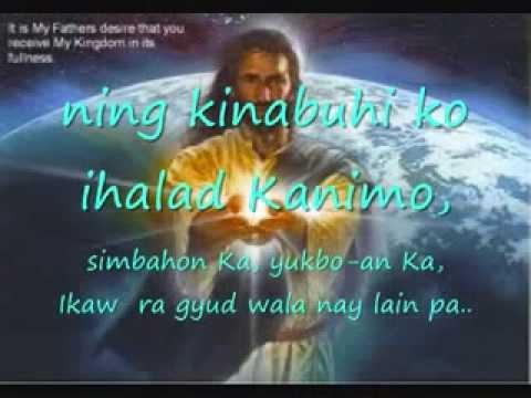 ikaw ang Dios sa gugma w/lyrics- 2012