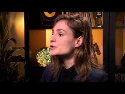 Christine and the Queens Discusses Marina & The Diamonds