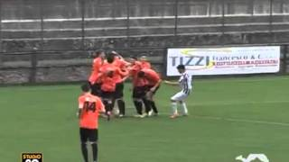 V.A.Sansepolcro-Viareggio 2-0 Serie D Girone E