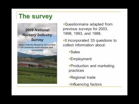 Webinar:  Effects of Advertising in Generating Grower Sales