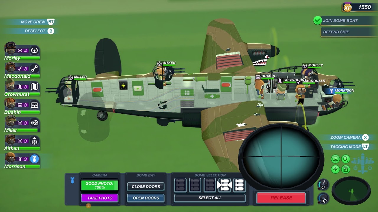 Bomber Crew Game | Official