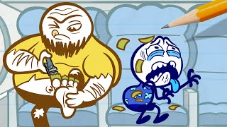 pencilmate-s-stuck-with-yuck-animated-cartoons-characters-animated-short-films