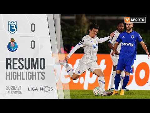 Belenenses FC Porto Goals And Highlights