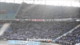 Hansa Invasion in Leipzig - 6.000 Rostocker 23.11.13 (Red Bull Leipzig - Hansa Rostock 1:2)