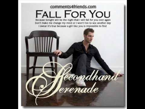 Secondhand Serenade - Fall For You (acoustic Version)