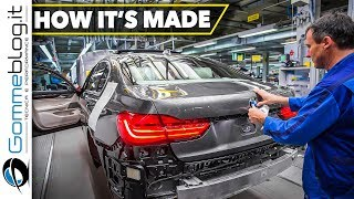 BMW 7 Series Luxury CAR FACTORY - HOW IT