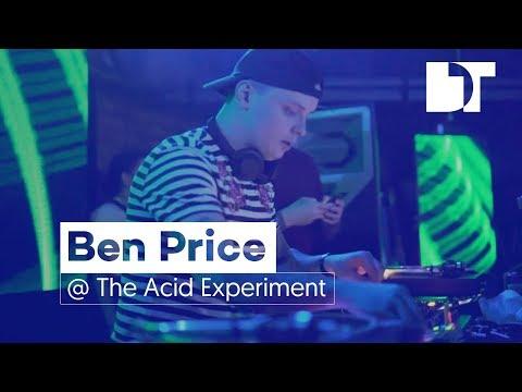 Ben Price at The Acid Experiment [Highlight 1], Birmingham (UK)