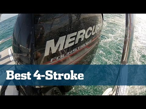 Mercury 150HP FourStroke - Class Leading Low Maintenance Program - Florida Sport Fishing TV