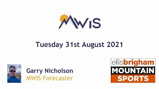 Planning Outlook: 31st August