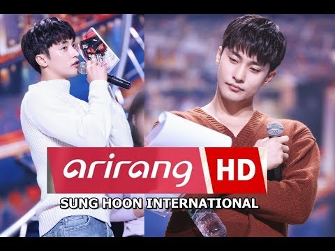 [ SUNG HOON ] 2017.10.20 성훈 SHOWBIZ KOREA EP1728  ST ASIAN ACTOR TO HOLD FAN MEET IN THE MIDDLE EAST