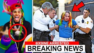 6ix9ine Returns To Prison After