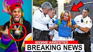 6ix9ine Returns To Prison After
