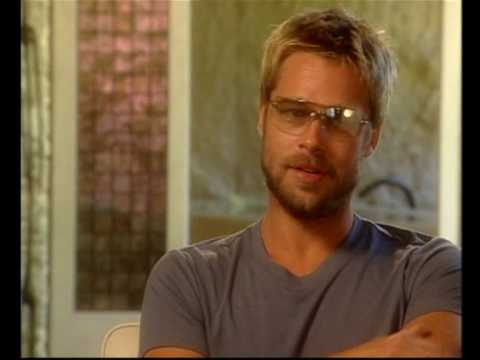 Thelma and Louise Brad Pitt Interview ☆