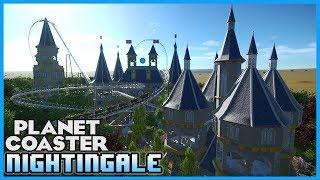 NIGHTINGALE! Medieval Fantasy Coaster! Coaster Spotlight 206 #PlanetCoaster