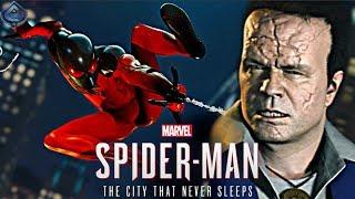 Spider-Man PS4 - Hammerhead DLC Release Date!