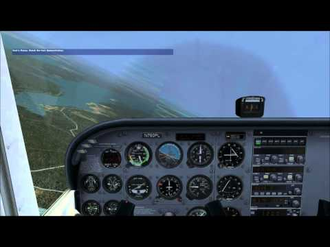Microsoft Flight Simulator X: Learning Center - Student Pilot Lessons!