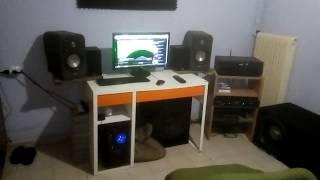 "15"" PA subwoofer Master Audio lsn15/8 (Sandro Silva & Quintino - Epic)"
