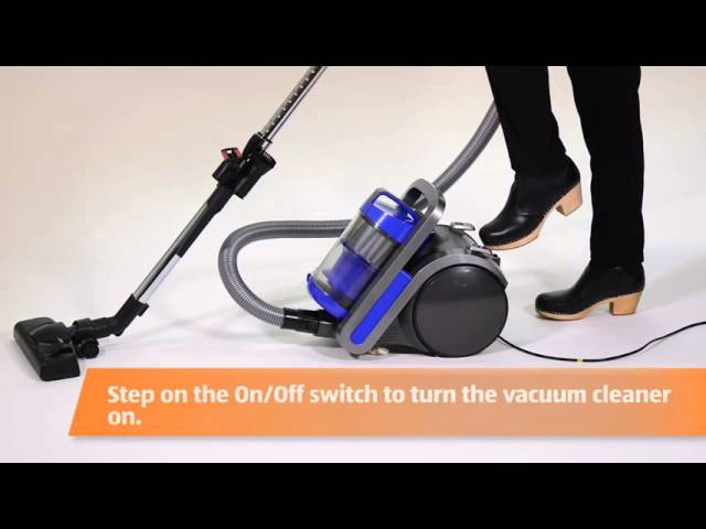 Multi Cyclonic Vacuum Cleaner Youtube