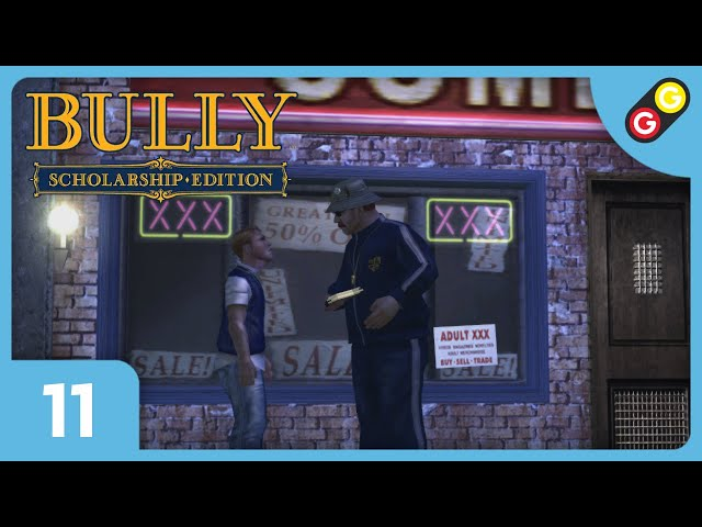 Bully #11 Je vole des culottes ! [FR]