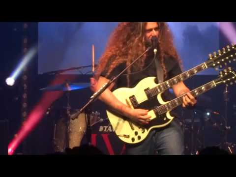 """Coheed And Cambria - """"Always & Never,"""" """"Welcome Home"""" And """"Ten Speed"""" (Live In San Diego 4-18-17)"""