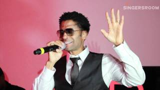 Eric Benet Real Love Live