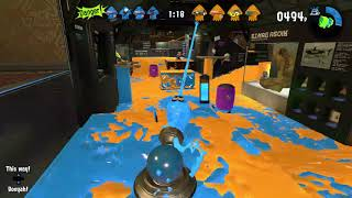 Splatfest - Splatoon 2 - Action Vs Comedy Showdown : Shellendorf institute with Dualities
