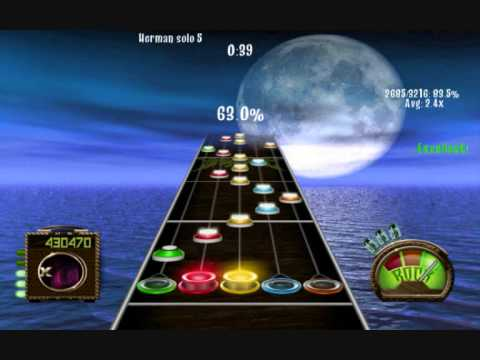Dragonforce  Fury of the storm GH3 fofix