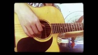 Câu chuyện mùa thu - Ái Phương (guitar cover by Tiên Vũ)