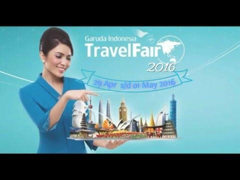 Garuda Indonesia Travel Fair 2016  - visit our booth Astrindo Travel Services
