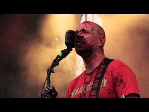 Blood God - Defenders Of The Throne Of Fire (Live @ Metal Frenzy 2015)