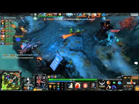 Cloud9 vs Vici - The Summit 2 Finals - G1