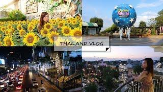 THAILAND TRAVEL VLOG #1