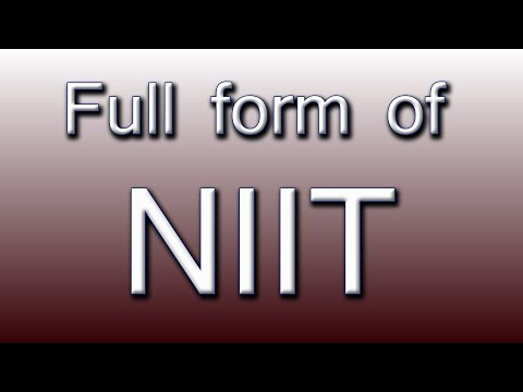 NIIT Online courses for free of cost - YouTube