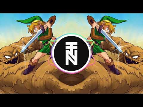 Zelda LINK TO THE PAST (Trap Remix) (Light World Dungeon)