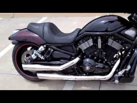 Harley V Rod For Sale >> CUSTOM 2007 VRSCDX V-ROD NIGHT ROD SPECIAL HARLEY-DAVIDSON FOR SALE IN BRANDON FLORIDA - YouTube
