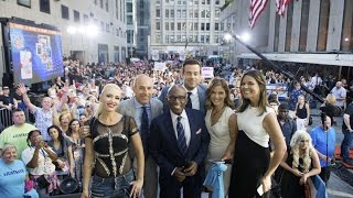 """Gwen Stefani - """"Misery"""" On Today Show"""