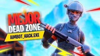 THE BEST No Use Zone Fortnite PS4 (AIMBOT)