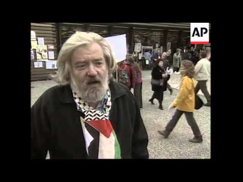 Security and arrivals for European Social Forum