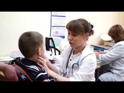 На страже детского здоровья. Прием ведет врач-педиатр Инна Пазухина