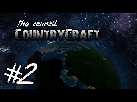 FAILED SUICIDE ATTEMPT - Minecraft: CountryCraft Ep.2