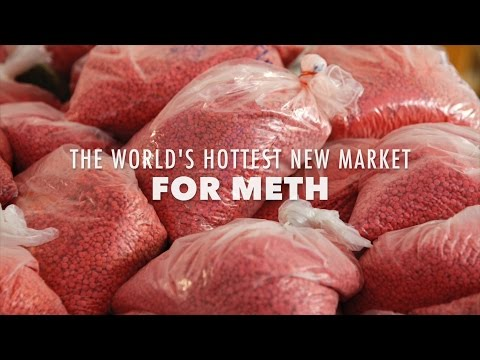 The world's hottest new market for meth | The World