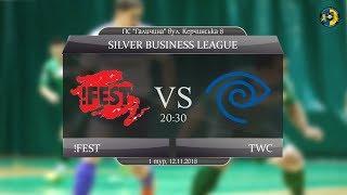 LIVE   !Fest -  TWC (Silver Business League. 1 тур)