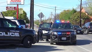Olmos Park, TX POLICE..Egregious Rights Violations 42-USC-1983, 18 USC 241 & 242, TX PC 39.03